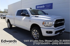 New 2019 Ram 3500 BIG HORN CREW CAB 4X4 8' BOX Crew Cab for sale near you in Storm Lake, IA