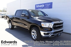 New 2019 Ram 1500 BIG HORN / LONE STAR CREW CAB 4X4 5'7 BOX Crew Cab for sale near you in Storm Lake, IA