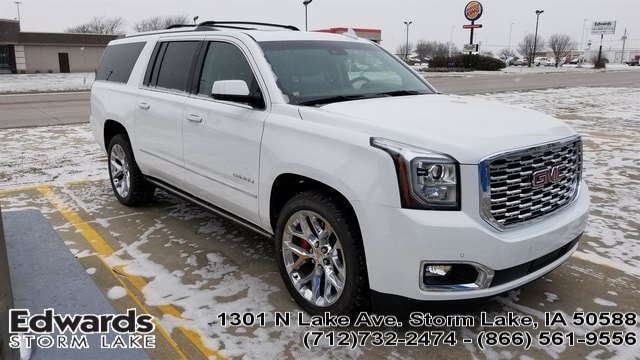 Featured pre owned vehicles 2018 GMC Yukon XL Denali SUV for sale near you in Storm Lake, IA