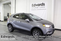 New cars, trucks, and SUVs 2019 Buick Encore Sport Touring SUV for sale near you in Storm Lake, IA