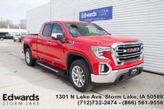 New 2019 GMC Sierra 1500 SLT Truck for sale near you in Storm Lake, IA