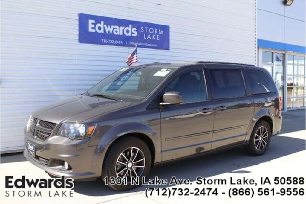 Used 2017 Dodge Grand Caravan For Sale at Edwards of Storm Lake | VIN:  2C4RDGEGXHR632256