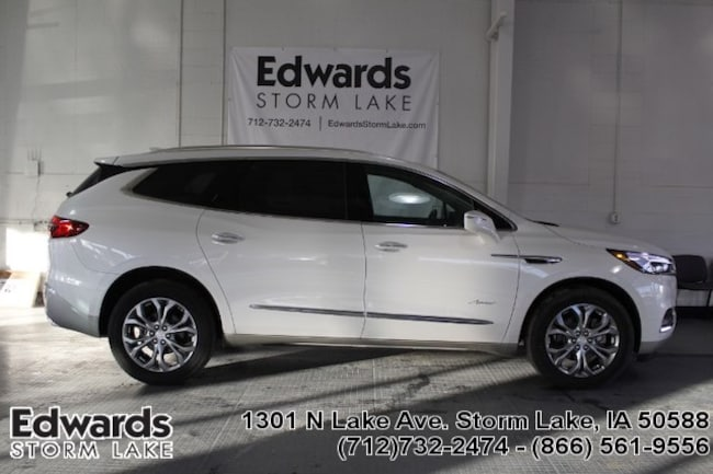 new 2019 buick enclave for sale council bluffs ia omaha ne and storm lake ia. Black Bedroom Furniture Sets. Home Design Ideas