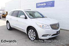 Used 2016 Buick Enclave Premium SUV for sale near you in Storm Lake, IA