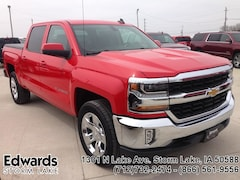 New 2018 Chevrolet Silverado 1500 LT w/1LT Truck for sale near you in Storm Lake, IA