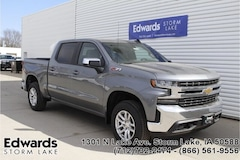 New 2019 Chevrolet Silverado 1500 LT Truck for sale near you in Storm Lake, IA
