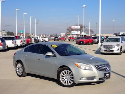 Featured Used 2011 Buick Regal CXL Sedan for sale near you in Storm Lake, IA