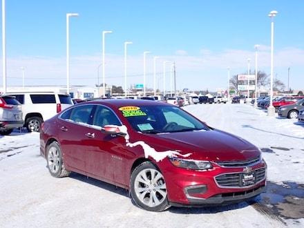 Featured Used 2018 Chevrolet Malibu Premier Sedan for sale near you in Storm Lake, IA