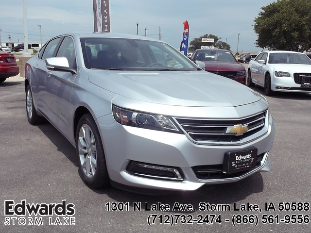 Featured new vehicles 2018 Chevrolet Impala LT w/1LT Sedan for sale near you in Storm Lake, IA
