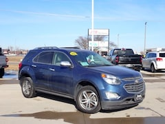 Bargain Used 2017 Chevrolet Equinox Premier SUV for sale near you in Storm Lake, IA