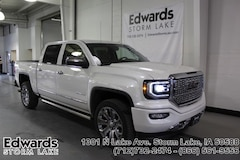 New commercial work vehicles 2018 GMC Sierra 1500 Denali Truck Crew Cab for sale near you in Storm Lake, IA