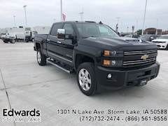 New 2019 Chevrolet Silverado 2500HD LTZ Truck for sale near you in Storm Lake, IA