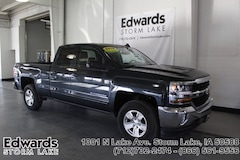 New 2018 Chevrolet Silverado 1500 LT w/1LT Truck Double Cab for sale near you in Storm Lake, IA