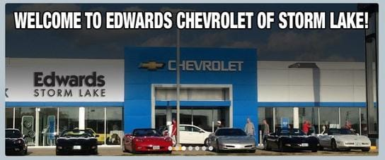 Edwards Storm Lake New 2020 Chevrolet Buick Gmc Chrysler Dodge Jeep Ram Used Cars