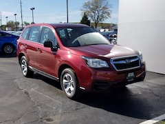 New 2018 Subaru Forester 2.5i SUV JF2SJAAC2JG404853 for sale in Council Bluffs, IA at Edwards Subaru