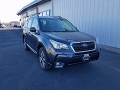 New 2018 Subaru Forester 2.0XT Touring w/ Starlink SUV JF2SJGWC8JH493642 for sale in Council Bluffs, IA at Edwards Subaru
