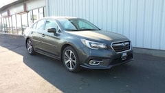 New 2018 Subaru Legacy 2.5i Limited with EyeSight, High Beam Assist, Navigation, Reverse Auto Braking, LED Headlights, Steering Responsive Headlights, and Starlink Sedan 4S3BNAN61J3008122 for sale in Council Bluffs, IA at Edwards Subaru