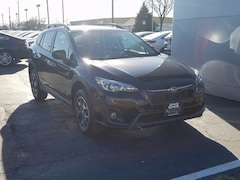 New 2018 Subaru Crosstrek 2.0i Premium w/ EyeSight, Moonroof, Blind Spot Detection, Rear Cross Traffic Alert, and Starlink SUV JF2GTADC9J8240197 for sale in Council Bluffs, IA at Edwards Subaru