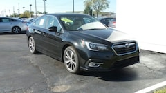 New 2018 Subaru Legacy 2.5i Limited with EyeSight, High Beam Assist, Navigation, Reverse Auto Braking, LED Headlights, Steering Responsive Headlights, and Starlink Sedan 4S3BNAN66J3003661 for sale in Council Bluffs, IA at Edwards Subaru