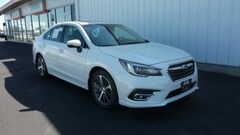 New 2018 Subaru Legacy 2.5i Limited with EyeSight, High Beam Assist, Navigation, Reverse Auto Braking, LED Headlights, Steering Responsive Headlights, and Starlink Sedan 4S3BNAN67J3013065 for sale in Council Bluffs, IA at Edwards Subaru
