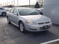 Used 2013 Chevrolet Impala LT (Fleet Only) Sedan 2G1WG5E34D1142120 for sale in Council Bluffs, IA at Edwards Subaru