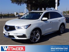 Used 2017 Acura MDX 3.5 Technology SUV For Sale in Chico, CA