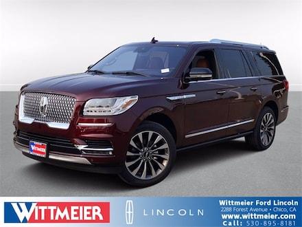2020 Lincoln Navigator Reserve L SUV For Sale in Chico, CA
