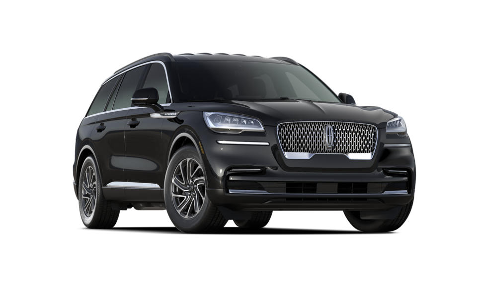 New Lincoln Aviator