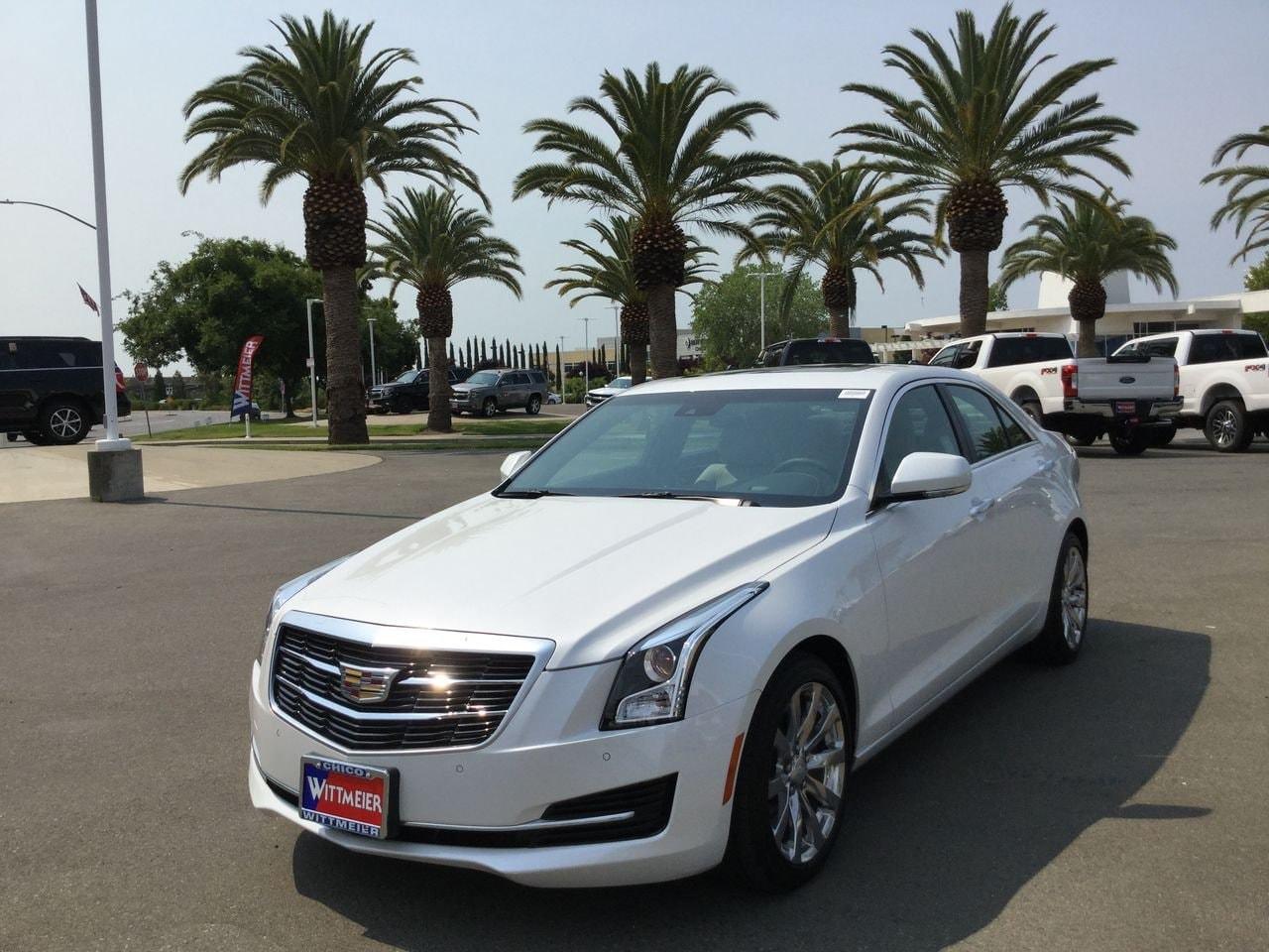 2018 Cadillac ATS 2.0 Turbo Luxury Sedan