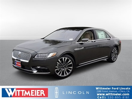 2020 Lincoln Continental Reserve Car For Sale in Chico, CA