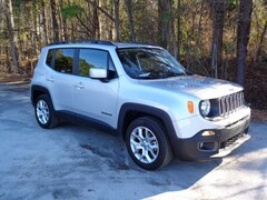 Used 2017 Jeep Renegade Latitude FWD SUV in Florence, SC