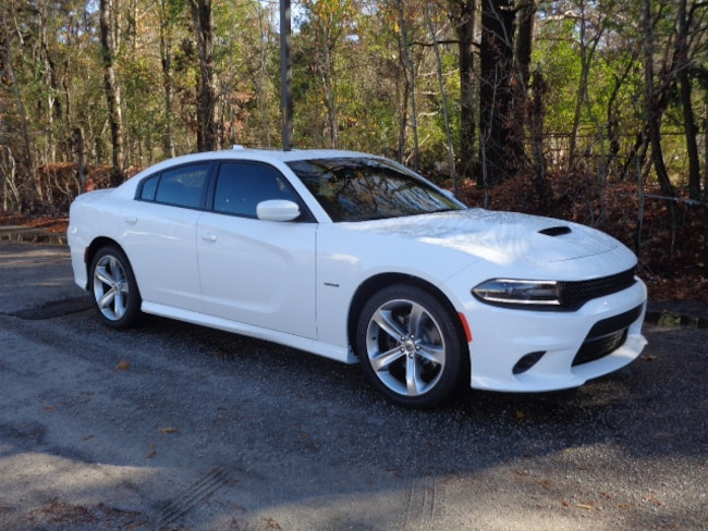 New 2018 Dodge Charger R/T RWD Sedan in Florence, SC