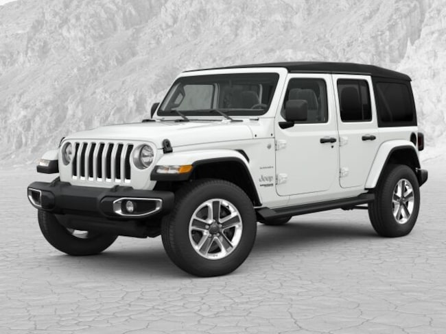 New 2018 Jeep Wrangler UNLIMITED SAHARA 4X4 Sport Utility in Florence, SC