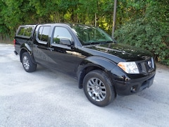 Used 2012 Nissan Frontier PRO-4X Crew Cab 4x4 (A5) Truck Crew Cab in Florence, SC
