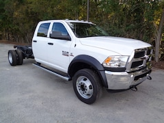 New 2018 Ram 4500 TRADESMAN CHASSIS CREW CAB 4X4 197.4 WB Crew Cab in Florence, SC