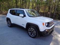 New 2018 Jeep Renegade LATITUDE 4X2 Sport Utility in Florence, SC