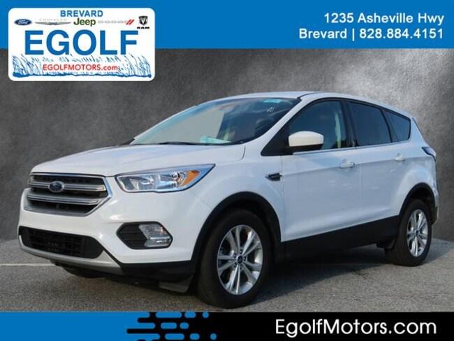 Used 2017 Ford Escape SE SUV Brevard
