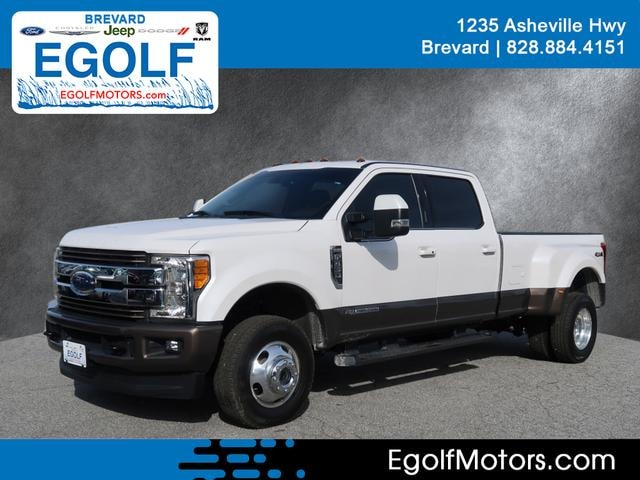 2017 Ford F-350 King Ranch Crew Cab Long Bed Truck