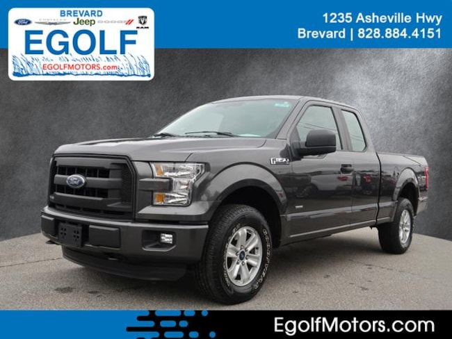 Used 2015 Ford F-150 XL Extended Cab Short Bed Truck Brevard
