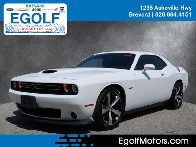 Used 2019 Dodge Challenger R/T R/T  Coupe Near Asheville