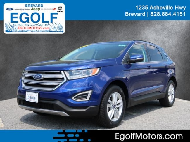 Used 2015 Ford Edge SEL AWD SEL  Crossover Near Asheville