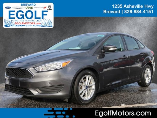 Used 2016 Ford Focus SE SE  Sedan Near Asheville