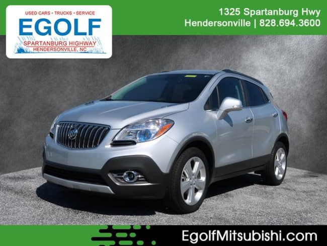 2015 Buick Encore Leather Leather  Crossover