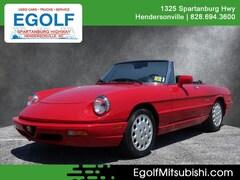 1992 Alfa Romeo Spider Veloce Veloce  Convertible 5M