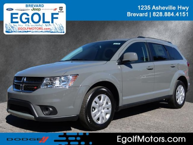 New 2019 Dodge Journey SE Sport Utility Near Asheville