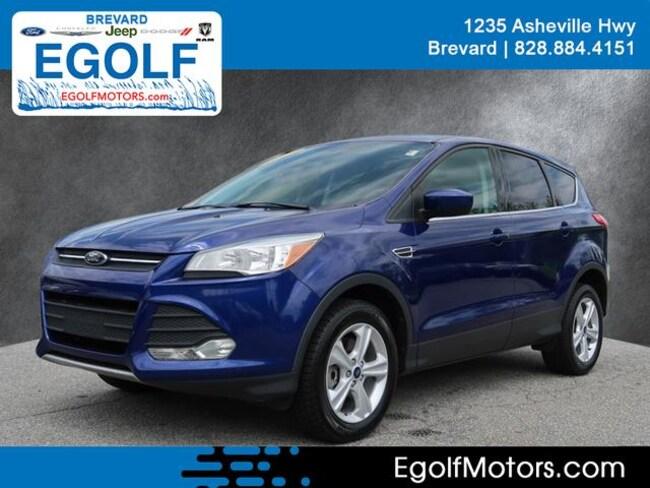 Used 2014 Ford Escape SE AWD SE  SUV Near Asheville