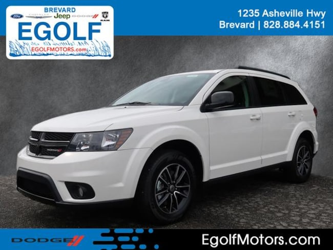 New 2019 Dodge Journey SE AWD Sport Utility Near Asheville
