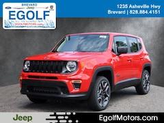 2020 Jeep Renegade JEEPSTER 4X4 Sport Utility