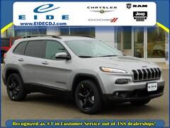 2018 Jeep Cherokee LATITUDE 4X4 Sport Utility