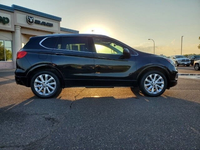Used 2016 Buick Envision Premium I with VIN LRBFXESX8GD158925 for sale in Pine City, Minnesota